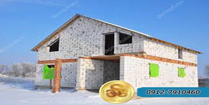 سبک سازی ساختمان با مصالح جدید